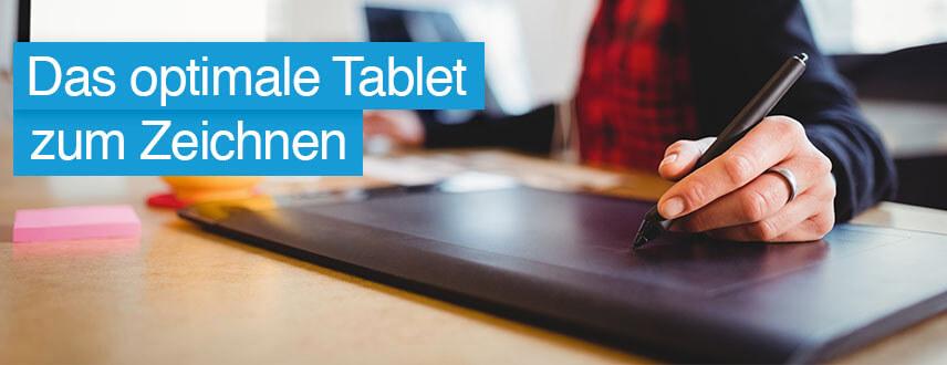 Das optimale Tablet zum Zeichnen