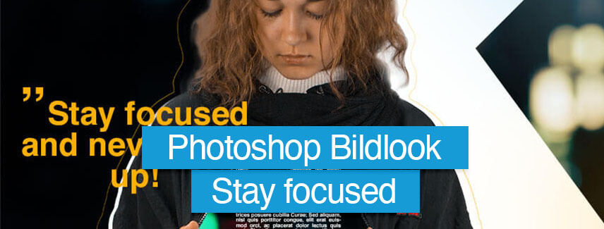 Grafikdesign Bildlook